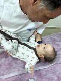 אוסטאופט לתינוקות תל אביב